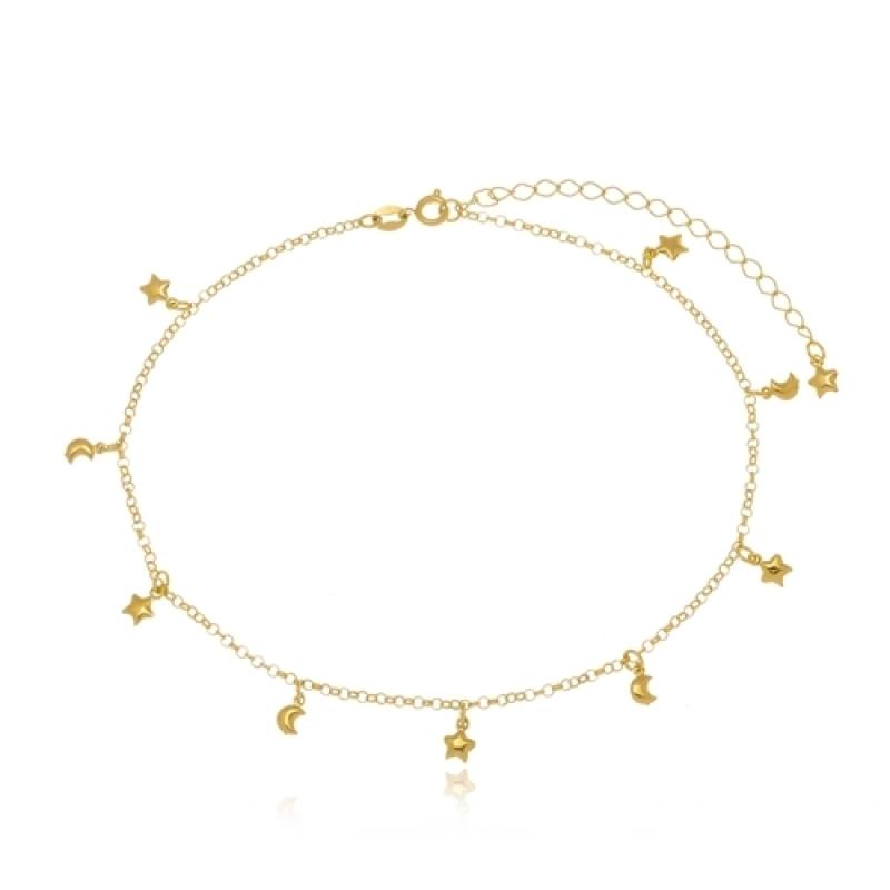Colares de Ouro Femininos Barra Funda - Colar Feminino Ouro