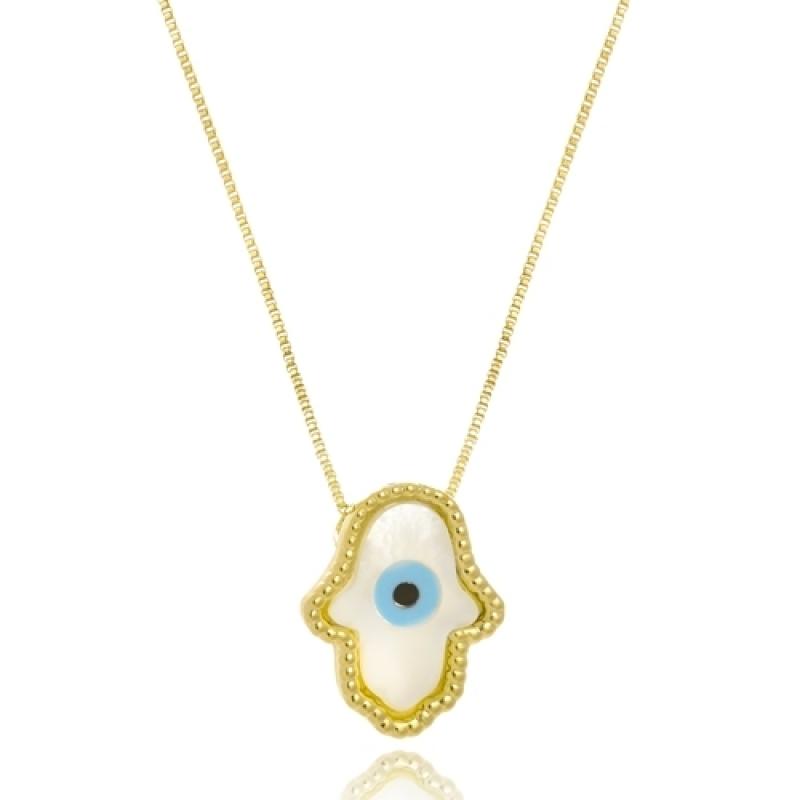 Loja Que Vende Colar de Ouro Feminino com Pingente São Lourenço da Serra - Colar de Ouro Feminino com Pingente