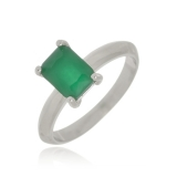 anéis prata femininos Murundu