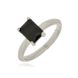 anel preto feminino Mairinque
