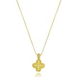 colar de ouro feminino com pingente Louveira