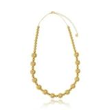 colar de ouro feminino grosso barato Taubaté