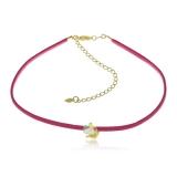 colar ouro de unicórnio feminino
