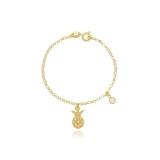 loja que vende pulseira de ouro feminina infantil Valinhos
