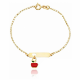 loja que vende pulseira de ouro infantil Vila Prudente