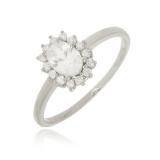procuro por anel feminino prata Morumbi