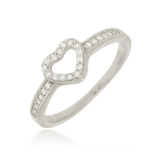 procuro por anel prata feminino Vila Élvio