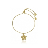 pulseira de ouro infantil feminina para comprar Vila Formosa