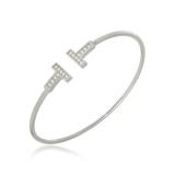 pulseira de prata feminina Água Bonita