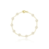 pulseira ouro feminina para comprar Tremembé