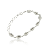 pulseiras de prata femininas Vila Leopoldina