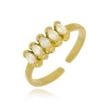valor de anel ouro feminino Vila Élvio