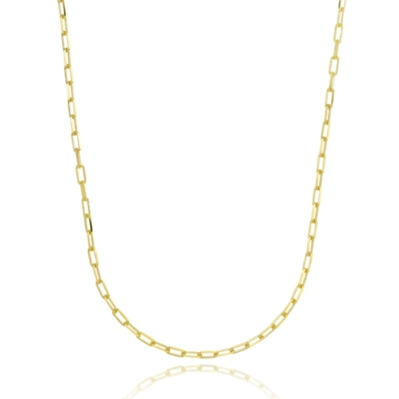Colares Femininos Banhados a Ouro Indaiatuba - Colar Feminino Folheado a Ouro
