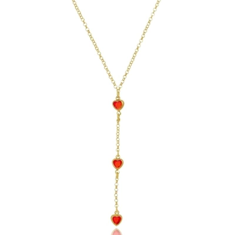 Loja Que Vende Colar em Ouro Feminino Marília - Colar Feminino Banhado a Ouro