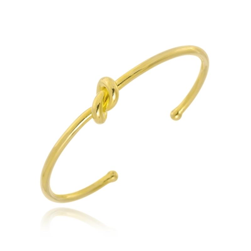 Pulseira de Ouro Feminina Argola para Comprar ALDEIA DA SERRA - Pulseira Ouro Feminina