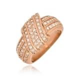 anéis de ouro femininos largo Alto de Pinheiros