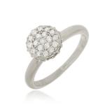 anéis de prata femininos Itu