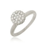 anéis em prata femininos Alto da Boa Vista