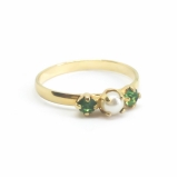 anel abc infantil ouro preço Santa Isabel