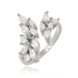 anel em prata feminino para comprar Vila Suzana