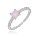 anel em prata feminino Araras