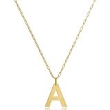 colar de ouro feminino com pingente barato Real Parque