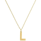 colar de ouro feminino fino barato Jockey Clube