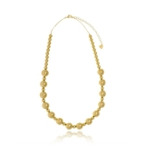 colar de ouro feminino grosso barato Jardim Marajoara