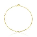 colar em ouro feminino barato Guaianases
