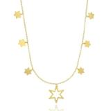 colar em ouro feminino Santa Rita do Ribeira