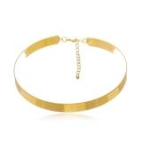 colar feminino de ouro Jardim Guedala