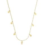 colar folheado a ouro feminino barato Araçatuba