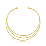 colar ouro feminino Itaim Bibi