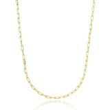 colares femininos banhados a ouro Americana