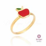comprar anel infantil folheado a ouro Jardim Novo Mundo