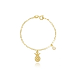 loja que vende pulseira de ouro feminina infantil Salesópolis