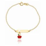 loja que vende pulseira de ouro infantil Vila Andrade