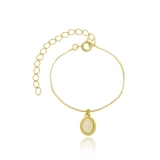 loja que vende pulseira ouro feminina infantil Santa Rita do Ribeira
