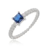 onde compro anel folheado pedra azul Jardim Marajoara