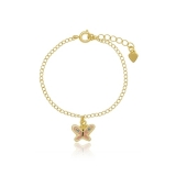 orçamento de pulseira ouro feminina infantil Jardim Leonor