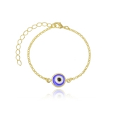 preço de pulseira de ouro feminina fina Marapoama