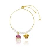 pulseira de ouro feminina infantil Ipiranga