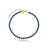 pulseira de ouro feminina para comprar Cidade Dutra