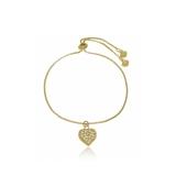pulseira de ouro infantil feminina Araçoiabinha