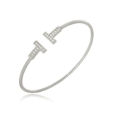 pulseira de prata feminina Mairinque
