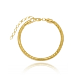 pulseiras de ouro femininas argola Perdizes