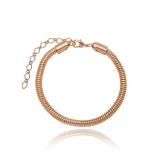 pulseiras de ouro femininas fina Bacaetava