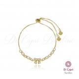pulseiras de ouro infantis Chácara Flora