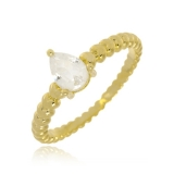 valor de anel de ouro feminino Sumaré