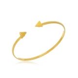 valor de pulseira feminina ouro Bauru